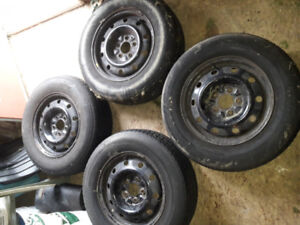 "15"" Steel rims for sale"