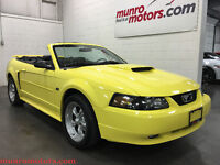 2003 Ford Mustang GT Deluxe Low KMS Zinc Yellow 5 Speed