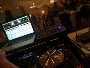 DJ Services for Weddings, Stag and Does or Holiday Parties.