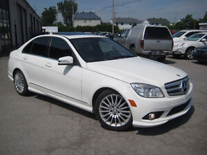 Mercedes Benz C250 2010 4MATIC Automatique Financement 13495$