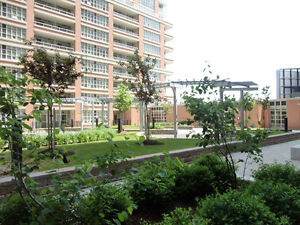 Monster 2BR+2B rental in Liberty Village--Open House (8 May Sun)