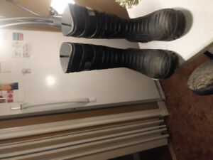 cofra winter boots wore one week .google cofra thermal boots fom