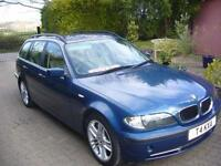 BMW 330 3.0 2003MY i Se Touring
