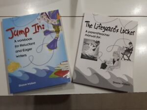 JUMP IN:  A Workbook for Reluctant and Eager Writers  Set