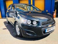 2012 Chevrolet Aveo 1.4 LT Hatchback 5dr Petrol Automatic (147 g/km, 99