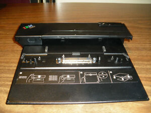 IBM ThinkPad A30 X30 T40 T41 T42 T43 R40 R50  Docking Station
