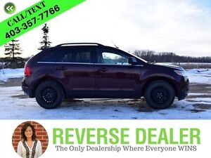 2011 Ford Edge 0  Two sets of tires, leather, backup camera