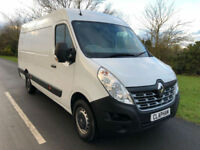2015 65 RENAULT MASTER 2.3 DCI 125BHP BUSINESS ONLY 30,000 MILES ANY UK DELIVERY