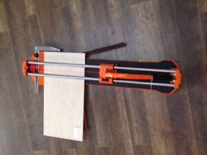 Brand New 31 inches Laser-Guide Tile Cutter 139.99!!!