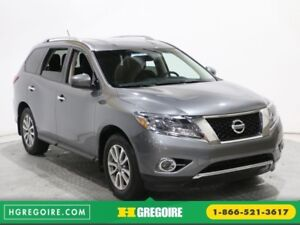 2015 Nissan Pathfinder SV 4WD AUTO MAGS AC GR ELECT BLUETOOTH