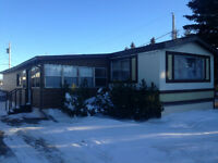 3 Bedroom Mobile Home For Sale Redvers, SK
