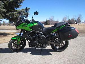 2014 Kawasaki Versys 650 cc
