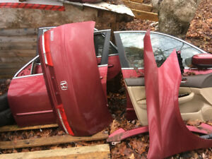 2004 honda accord 4 door(parts)