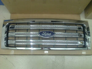 Want to buy Ford F150   grille, new or used.