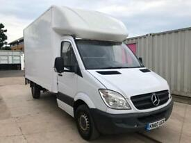 Mercedes-Benz Sprinter 2.1TD 313CDI LWB LUTON WITH TAIL LIFT FPR SALE