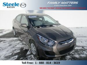 2013 HYUNDAI ACCENT GL (INCLUDES NO CHARGE WARRANTY)