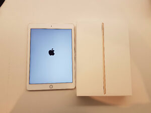 Telus iPad Air 2 WiFi + Cellular 16gb Gold, Excellent Condition