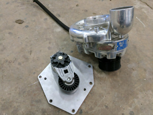 Small block chevy v1 s trim super charger kit