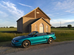 1995 Ford Mustang GT Manual