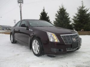2008 CADILLAC CTS *PANORAMIC SUNROOF*COMMAND START*