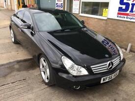 Mercedes-Benz CLS320 3.0CDi 7G-Tronic 320, Mot 14/07/18. *3 Months Warranty