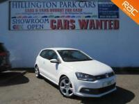 2011 (61) Volkswagen Polo 1.4 DSG 2010MY GTi, ONE OWNER, F/S/H