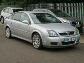 image for 2005 '55 Vauxhall Vectra Sri 2.2 5dr Manual Hatchback in Star Silver