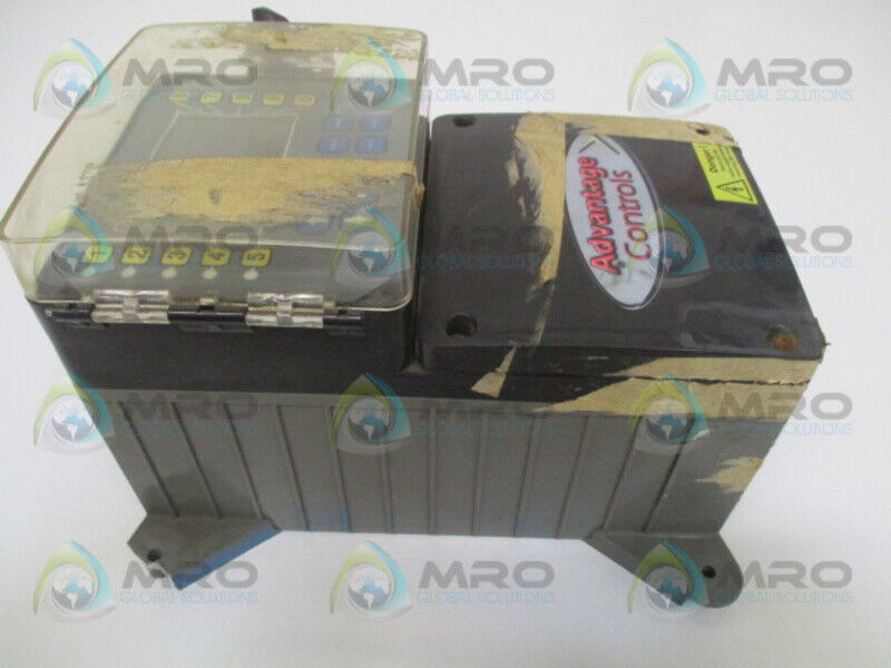 ADVANTAGE MegaTron XS SSF3-A MONITORING CONTROLLER (AS PICTURED) * USED *