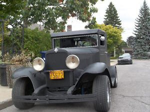 CHEVROLET 1930 PICK-UP (HOT ROD)
