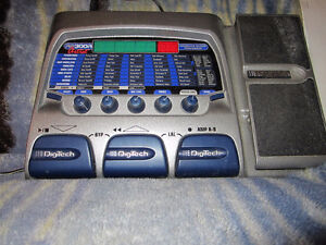 Digitech RP300A Guitar Multieffects Windsor Region Ontario image 1