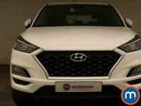 2018 Hyundai Tucson 1.6 GDi S Connect 5dr 2WD CrossOver Petrol Manual