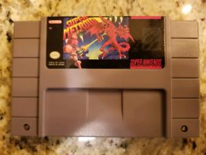 Super Metroid - Super Nintendo - SNES