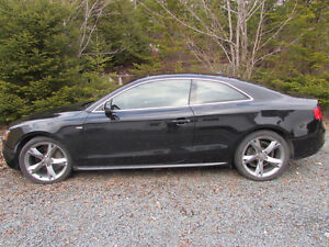 2013 Audi A5 Coupe 2.0 TFSI Quattro Premium Plus (2 door)
