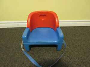 CHILDREN'S BOOSTER SEATS X 5