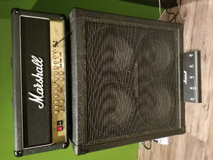 REDUCED Marshall JCM 2000 TSL 60 with Laney 412