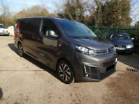 Citroen Dispatch Enterprise Plus X1400 2.0BlueHDi 120PS Sat Nav EU6 £16395 + VAT