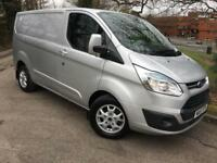 Ford Transit Custom 270 Limited Lr Pv DIESEL MANUAL 2015/15