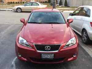 2007 Lexus IS250 AWD, LOW KMS, LEXUS SERVICED
