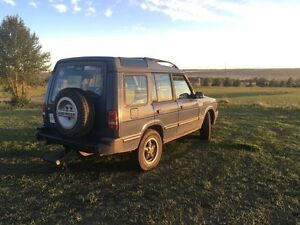 1996 Land Rover Discovery 1 (low km, jdm, price reduced)