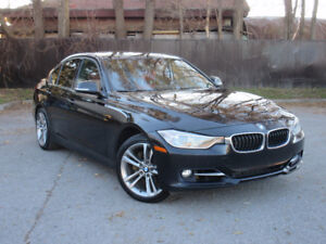 2013 BMW 328i xDrive**RED INTERIOR**AUTOMATIC**GARANTIE 1 AN