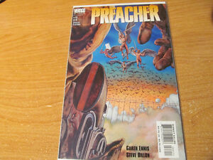 Preacher #66 The Final Issue AMC TV Show The Walking Dead