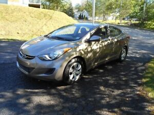 For Sale 2013 Hyundai Elantra