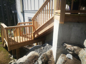 Home renovations,new construction, and of coarse stairs