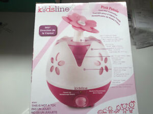 Humidificateur NEUF fille
