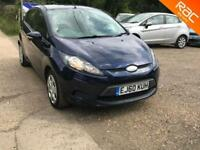 Ford Fiesta 1.25 ( 82ps ) 2010. Edge, LOVELOY CONDITION, SERVICE HISTORY