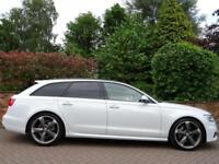 2014 14 Audi A6 Avant 3.0TDI Multitronic Black Edition HIGH SPEC..STUNNING !!