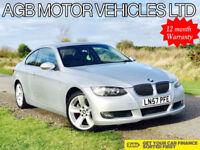 AUTOMATIC BMW 325 2.5 PETROL AUTO SE 325i BMW 325 2.5 E92 COUPE M-SPORT OPTIONS