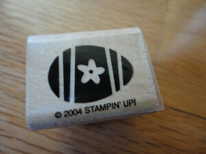 Stampin Up LITTLE EASTER EGG with flower rubber stamp London Ontario image 1