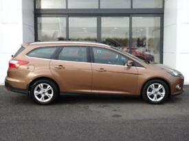2014 Ford Focus 1.6 TDCi Zetec 5dr (start/stop)