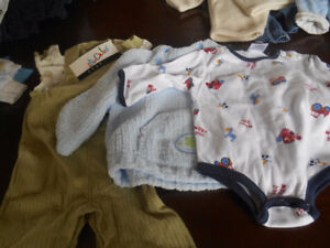 6 to 9 months boy clothes